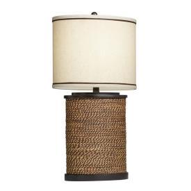 Kichler Lighting 70885 Spool Oval - One Light Portable Table Lamp