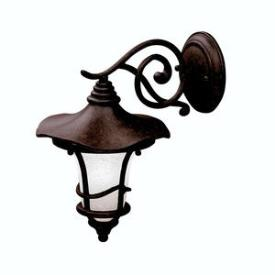 Kichler Lighting 9352AGZ Cotswold - One Light Outdoor Wall Bracket