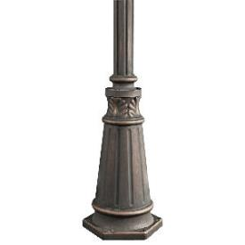 Kichler Lighting 9510LD Accessory - Outdoor Post Mount