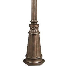 Kichler Lighting 9510LZ Accessory - Outdoor Post Mount