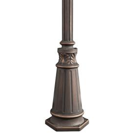 Kichler Lighting 9510LD Accessory - Outdoor Post Mount