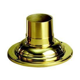 "Kichler Lighting 9530PB Accessory - 4"" Pedestal"