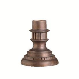 "Kichler Lighting 9531LZ 8"" Outdoor Pier Mount"