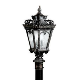 Kichler Lighting 9559LD Tournai - Four Light Post Mount