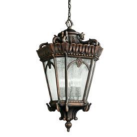 Kichler Lighting 9564LD Tournai - Four Light Outdoor Pendant