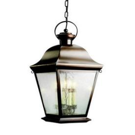 Kichler Lighting 9804OZ Mount Vernon - Four Light Outdoor Pendant