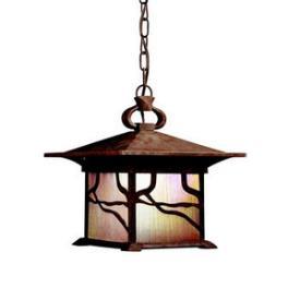 Kichler Lighting 9837DCO Morris - One Light Outdoor Pendant