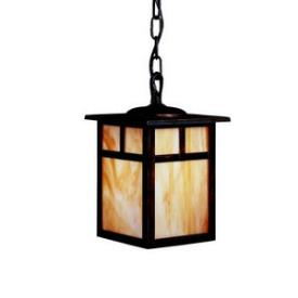 Kichler Lighting 9849CV Alameda - One Light Outdoor Pendant