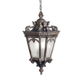 Kichler Lighting 9855LD Tournai - Three Light Outdoor Pendant