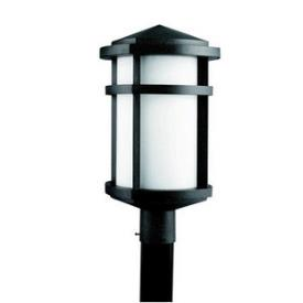 Kichler Lighting 9967GNT Lantana - One Light Outdoor Post Mount