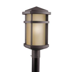 Kichler Lighting 9967AZ Lantana - One Light Outdoor Post Mount