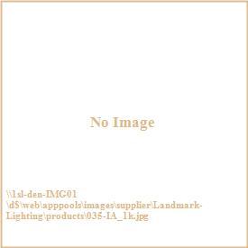 Landmark Lighting 035-IA Grape Trellis Collection Chandelier