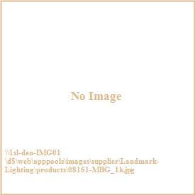 Landmark Lighting 08161-MBG Madison 1 light Sconce