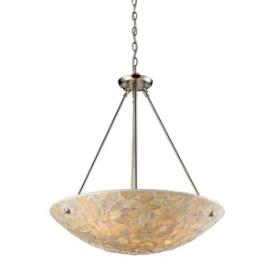 Landmark Lighting 60031-4 Trego - Four Light Pendant