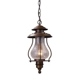 Landmark Lighting 62006-1 Wikshire - One Light Outdoor Hanging Lantern