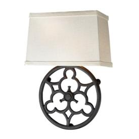 Landmark Lighting 65110-2 Ironton - Two Light Wall Sconce