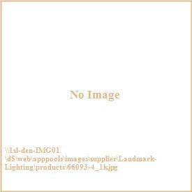 Landmark Lighting 66093-4 Restoration 4 - Light Semi - Flush