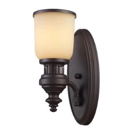Landmark Lighting 66130-1 Chadwick - One Light Wall Sconce