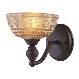 Landmark Lighting 66190-1 Norwich - One Light Wall Sconce