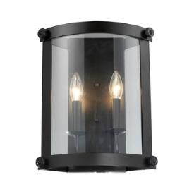 Landmark Lighting 66280-2 Chesapeake - Two Light Wall Sconce