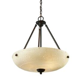 Landmark Lighting 66322-4 Restoration - Four Light Pendant