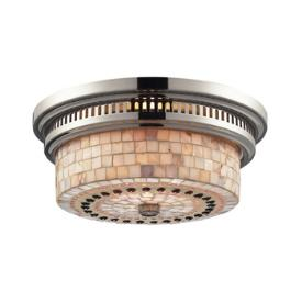 Landmark Lighting 66411-2 Chadwick - Two Light Flush Mount