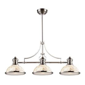 Landmark Lighting 66415-3 Chadwick - Three Light Island