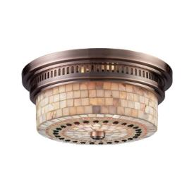 Landmark Lighting 66441-2 Chadwick - Two Light Flush Mount