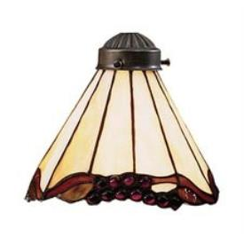 "Landmark Lighting 999-3 Mix-N-Match - 7.5"" Glass"