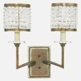 Livex Lighting 50572-64 Grammercy - Two Light Wall Sconce