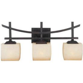 Maxim Lighting 10993WSRC 3 Light Bath
