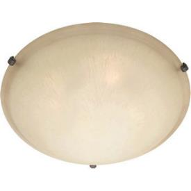 Maxim Lighting 11060WSOI Malibu - Four Light Flush Mount