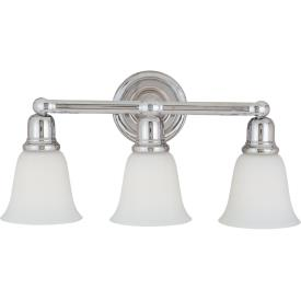 Maxim Lighting 11088WTPC Bel Air - Three Light Bath Vanity