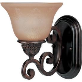 Maxim Lighting 11230SAOI Symphony - One Light Wall Sconce