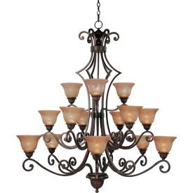 Maxim Lighting 11239 15 Light Symphony Chandelier