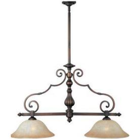 Maxim Lighting 11769 La Scalla 2 Light Island
