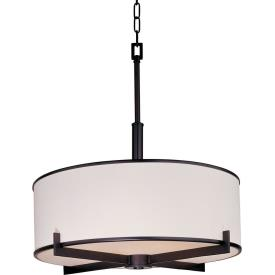 Maxim Lighting 12053WTOI Nexus - Four Light Foyer Pendant