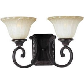Maxim Lighting 13512WSOI Allentown - Two Light Wall Sconce