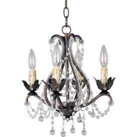 Maxim Lighting 20052OI Katherine - Four Light Chandelier