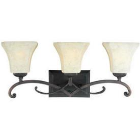 Maxim Lighting 21073 Oak Harbor 3 Light Vanity