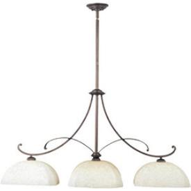 Maxim Lighting 21079 Oak Harbor 3 Light Island