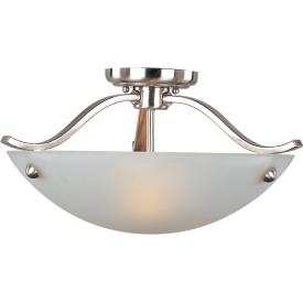 Maxim Lighting 21261 Contour - Two Light Semi-Flush Mount