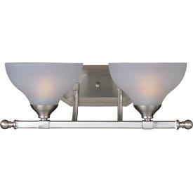 Maxim Lighting 21272 Contour - Two Light Bath Vanity