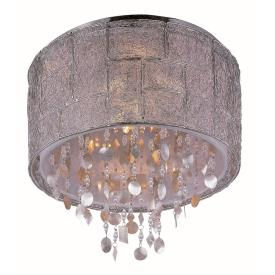 Maxim Lighting 21560TWPN Allure - - Five Light Flush Mount