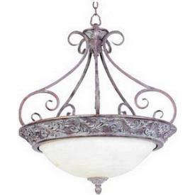 Maxim Lighting 2227WHGB 5 Light Pendant