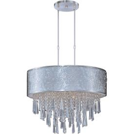 Maxim Lighting 22295WTSN Rapture - Nine Light Pendant