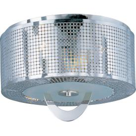 Maxim Lighting 22300PN Mirage - Three Light Flush Mount