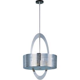 Maxim Lighting 22304PN Mirage - Five Light Adjustable Pendant
