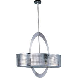 Maxim Lighting 22305PN Mirage - Six Light Adjustable Pendant