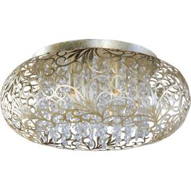 Maxim Lighting 24150BCGS Arabesque - Seven Light Flush Mount